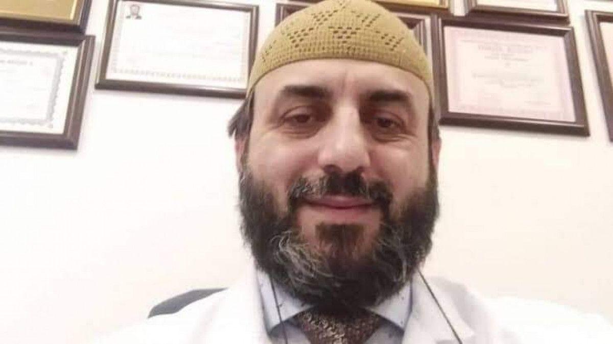 Sakarya da aşı olmayan doktor, koronavirüsten öldü #1