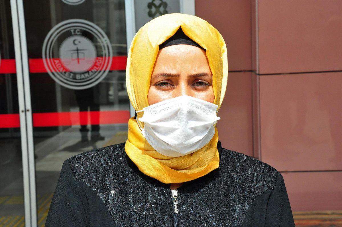 Manisa da eşini yaralayan sanık hakim karşısına çıktı: Burası Taliban mahkemesi değil #3
