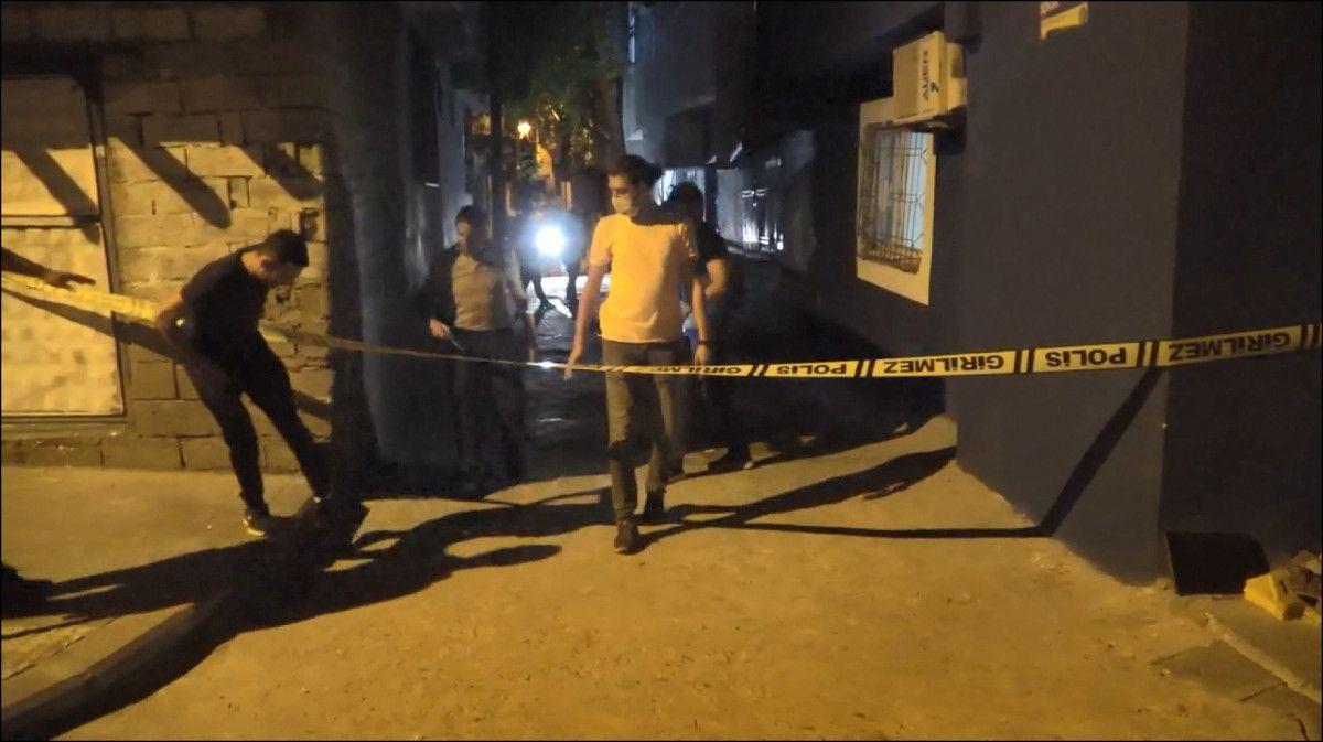 Diyarbakır da evinden çağırdığı husumetlisini ayağından vurdu #1