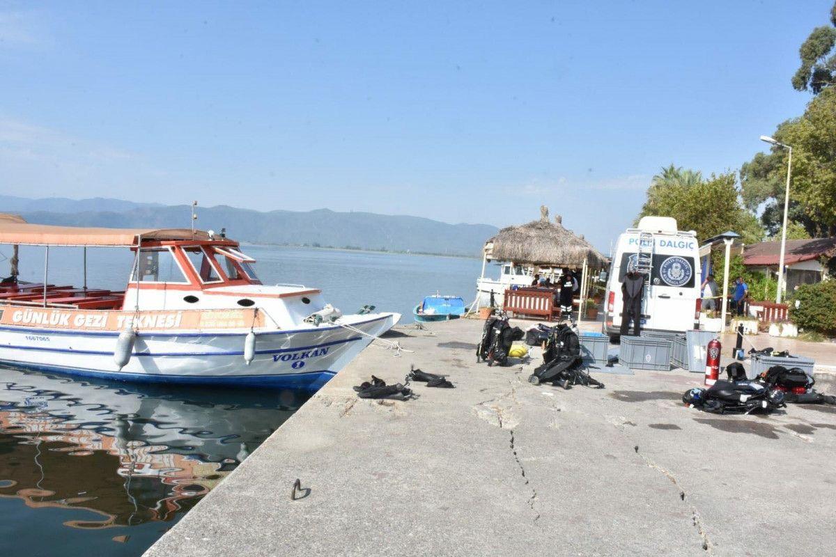 Muğla da tur teknesinde asker eğlencesi kanlı bitti #4