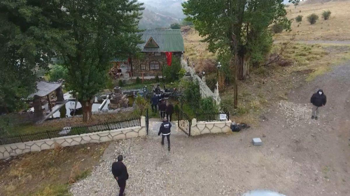 Ankara merkezli 5 ilde suç örgütüne yapılan operasyonda 29 gözaltı #1