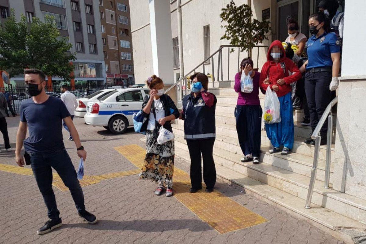 Kayseri'de çeşitli suçlardan aranan 18 şüpheli yakalandı #2