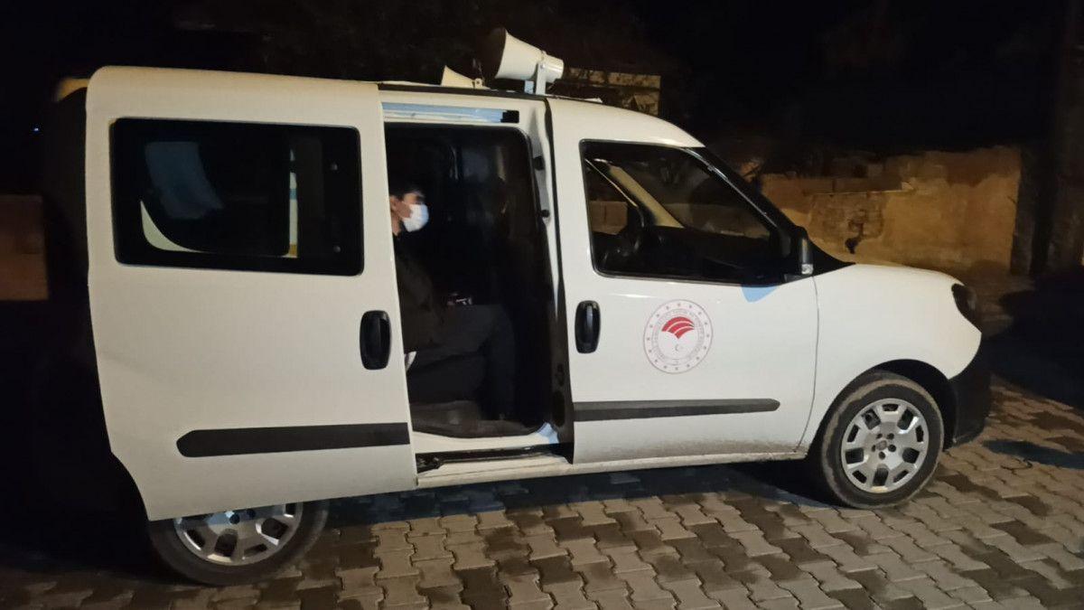 Kırıkkale de Kovid-19 hastası markete giderken yakalandı #3