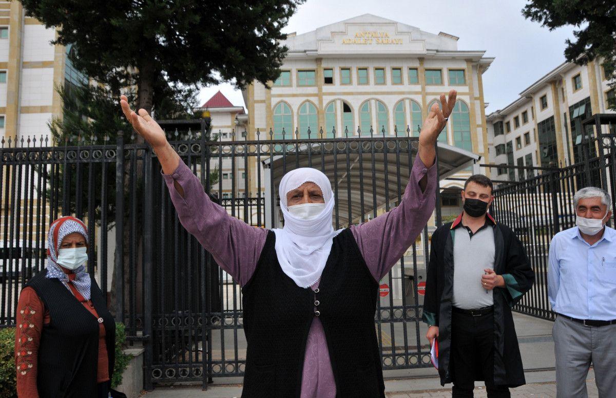 Antalya daki anne, oğlunun cesedinin parçalarının bulunmasını istedi #1