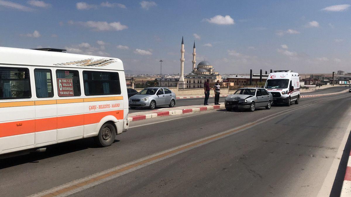 Karaman daki kazada bir minibüs, 12 metre savruldu #2