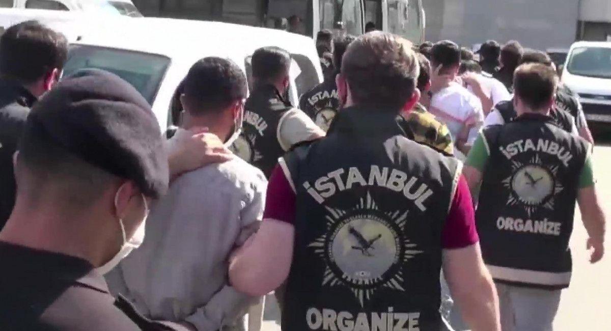 Gaziosmanpaşa da Arap Emrah Çetesi ne operasyon: 23 gözaltı #4