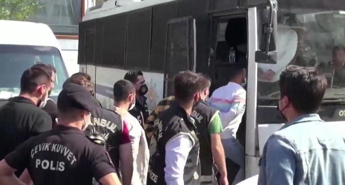 Gaziosmanpaşa da Arap Emrah Çetesi ne operasyon: 23 gözaltı #5