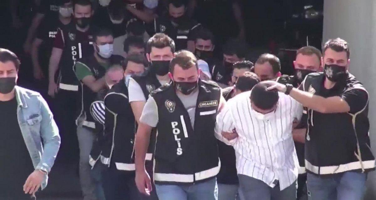 Gaziosmanpaşa da Arap Emrah Çetesi ne operasyon: 23 gözaltı #1