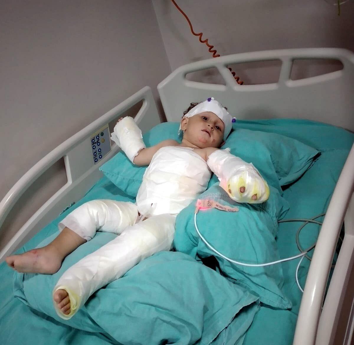 İzmir de eşi ve 1,5 yaşındaki oğlunu  kolonya ile ateşe verdi #1