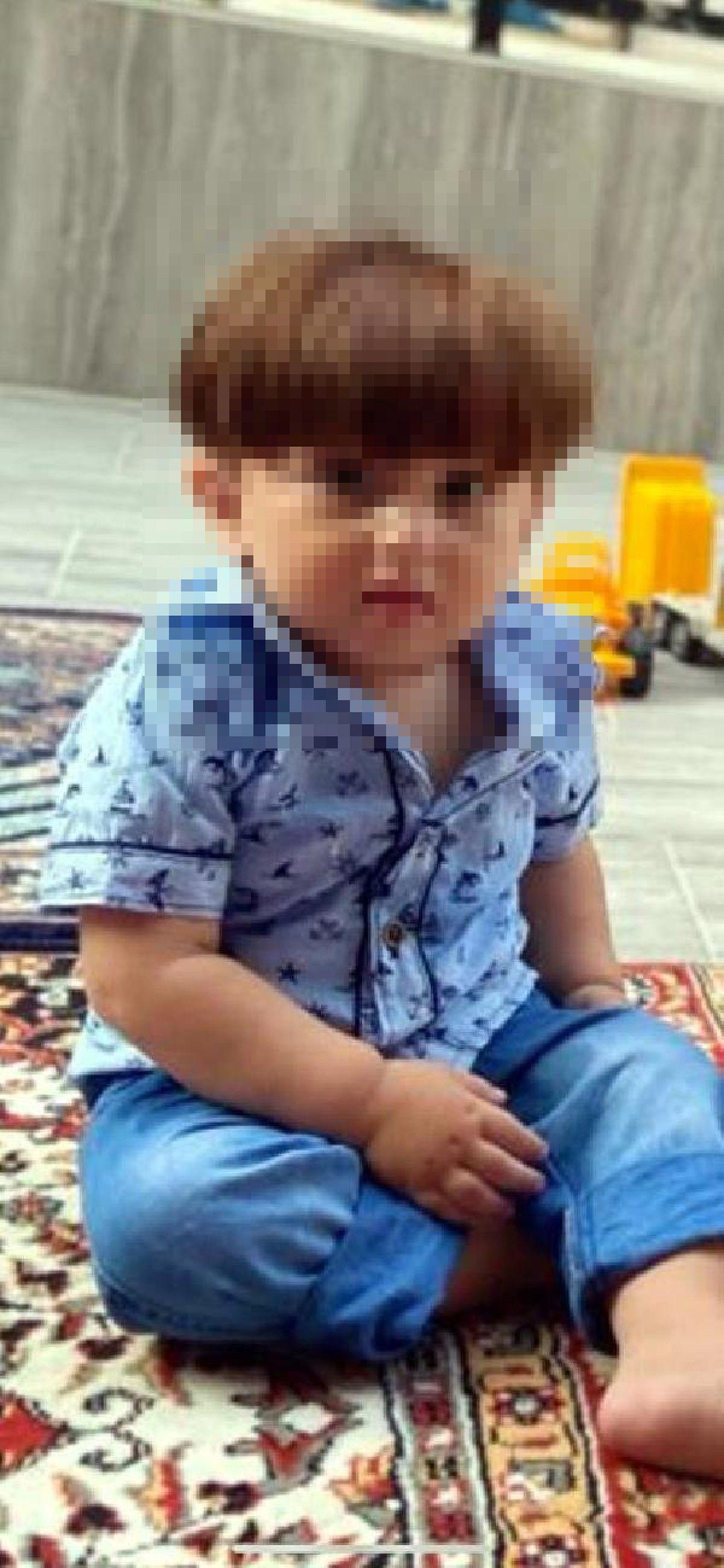 İzmir de eşi ve 1,5 yaşındaki oğlunu  kolonya ile ateşe verdi #4