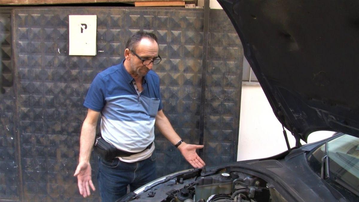 Üsküdar da aldığı aracın önü benzinli arkası dizel çıktı #5