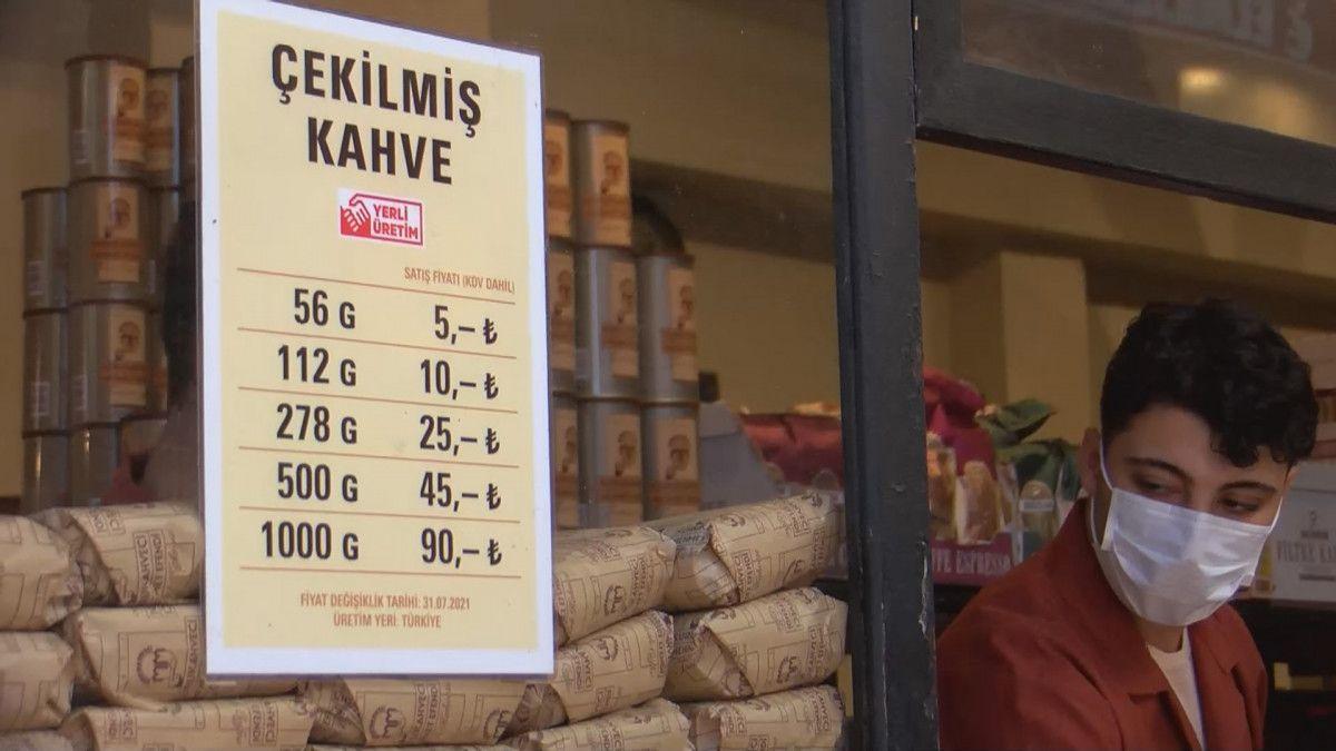 Kahve fiyatlarındaki artış sürüyor #5