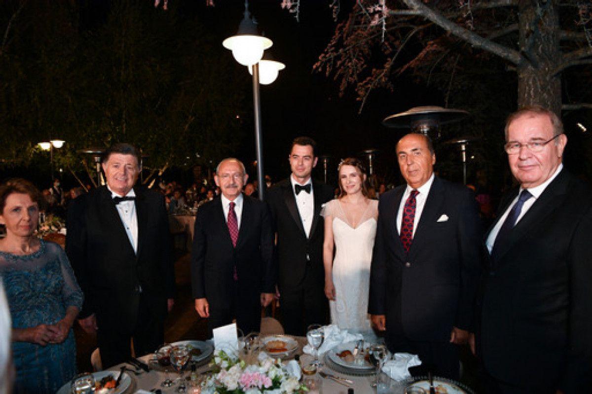 Kemal Kılıçdaroğlu, Ankara da düğün törenine katıldı #3