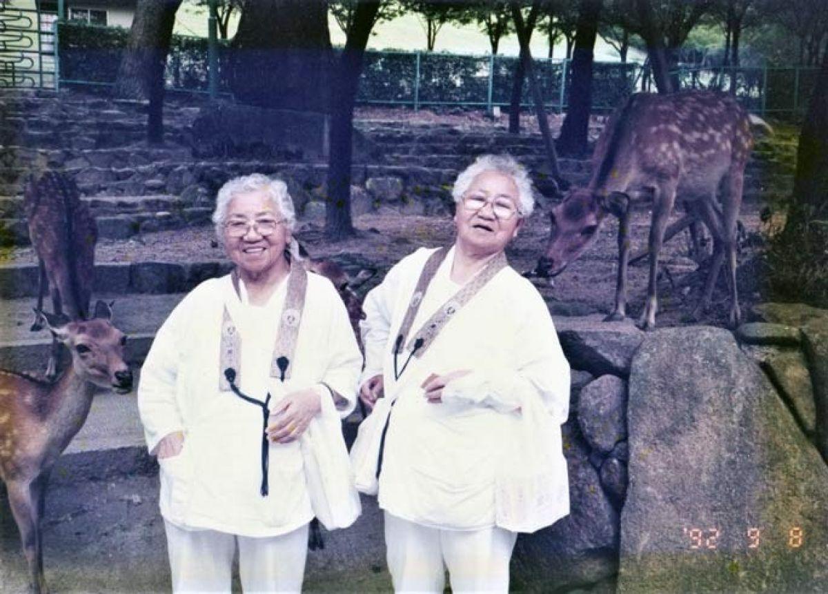Dünyanın en yaşlı tek yumurta ikizleri Japonya da tescillendi #3