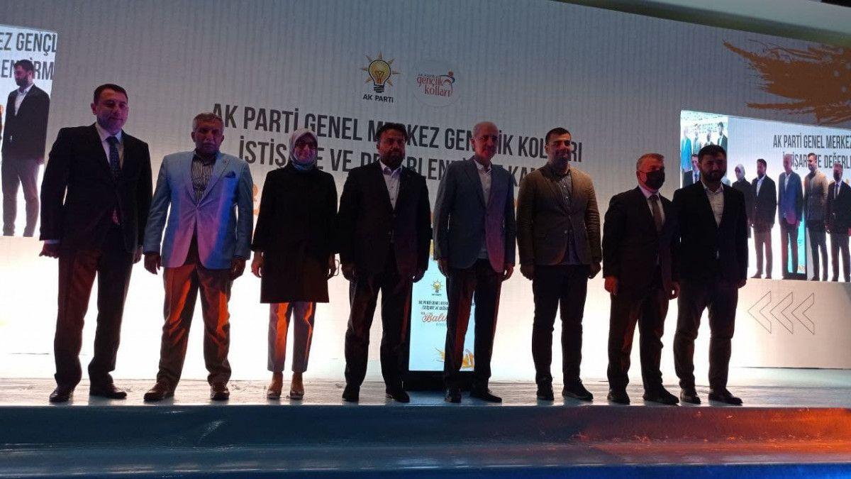 Numan Kurtulmuş: AK Parti Z kuşağında açık ara birinci partidir #2