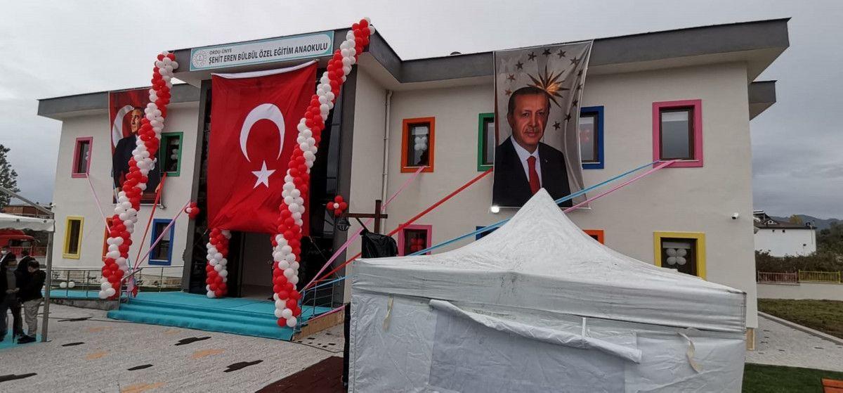 Süleyman Soylu, Eren Bülbül adına yapılan okulun açılışına katıldı #7