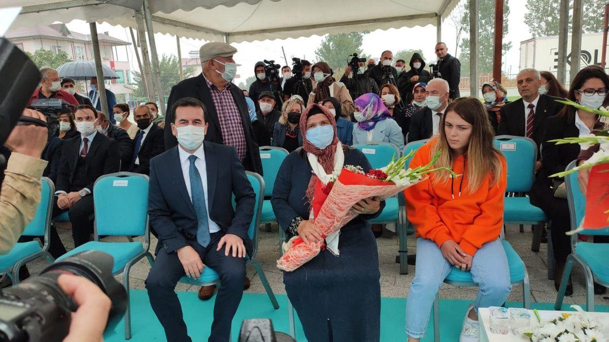 Süleyman Soylu, Eren Bülbül adına yapılan okulun açılışına katıldı #2