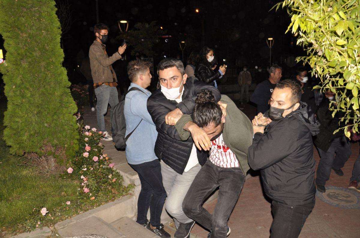 Eskişehir de yurt provokasyonu: Gözaltına alınanlar devlete hakaret etti #4