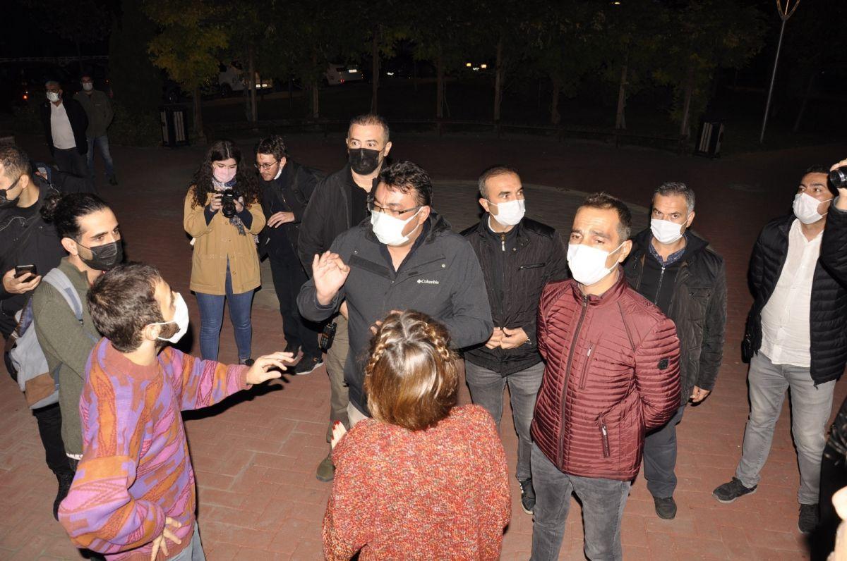 Eskişehir de yurt provokasyonu: Gözaltına alınanlar devlete hakaret etti #1