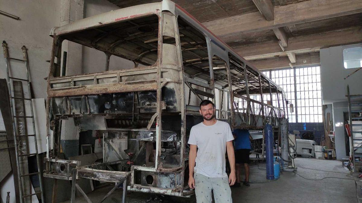 Avrupalı turistler, karavan yaptırmak için Bursa ya akın ediyor #6