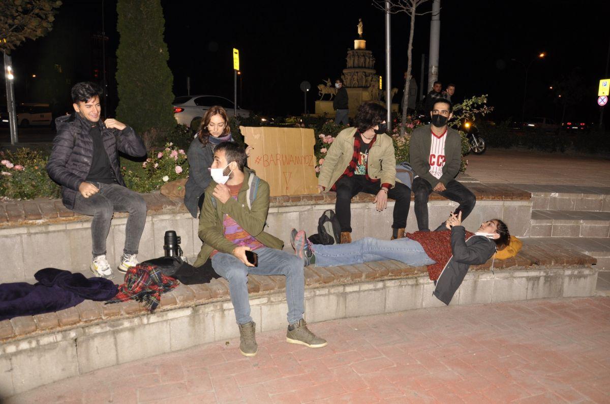 Eskişehir de yurt provokasyonu: Gözaltına alınanlar devlete hakaret etti #2