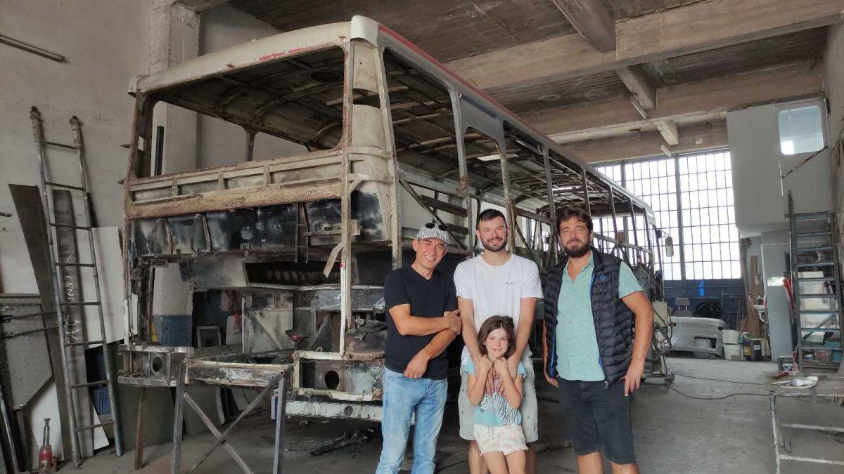Avrupalı turistler, karavan yaptırmak için Bursa ya akın ediyor #1