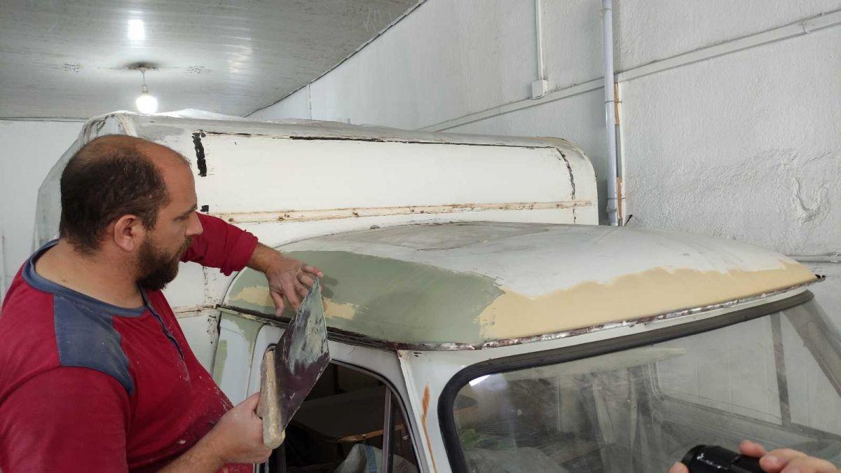 Avrupalı turistler, karavan yaptırmak için Bursa ya akın ediyor #13