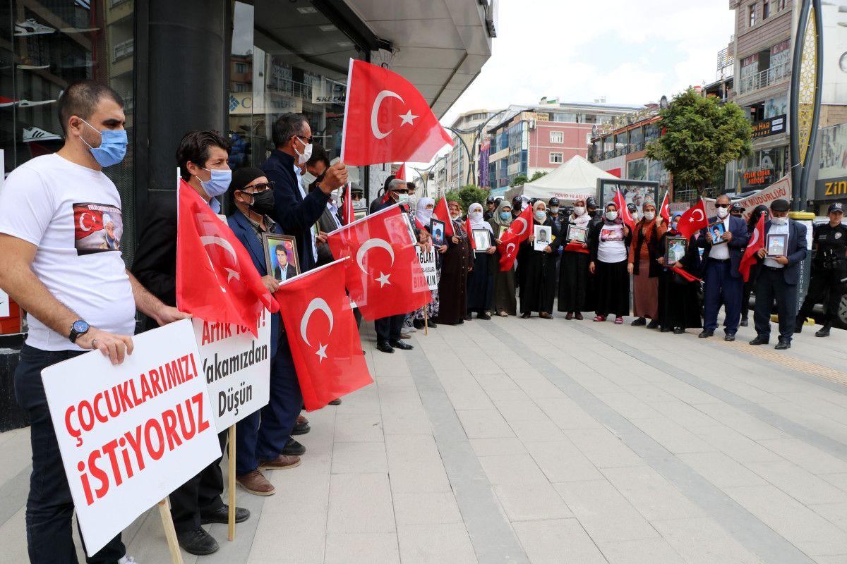 Van da evlat nöbetindeki anne: Anneler kazanacak, HDP yerin dibine girecek #5