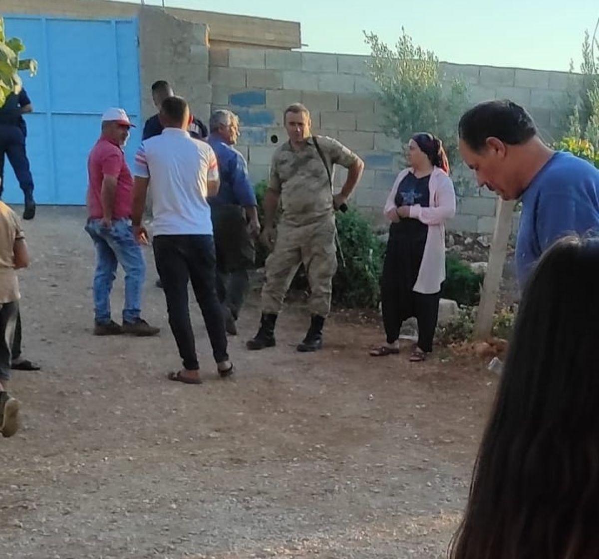 Gaziantep te eski damat dehşeti: Engelli kayınpederini dövdü #1
