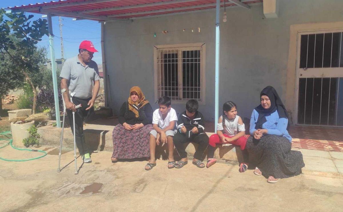 Gaziantep te eski damat dehşeti: Engelli kayınpederini dövdü #4