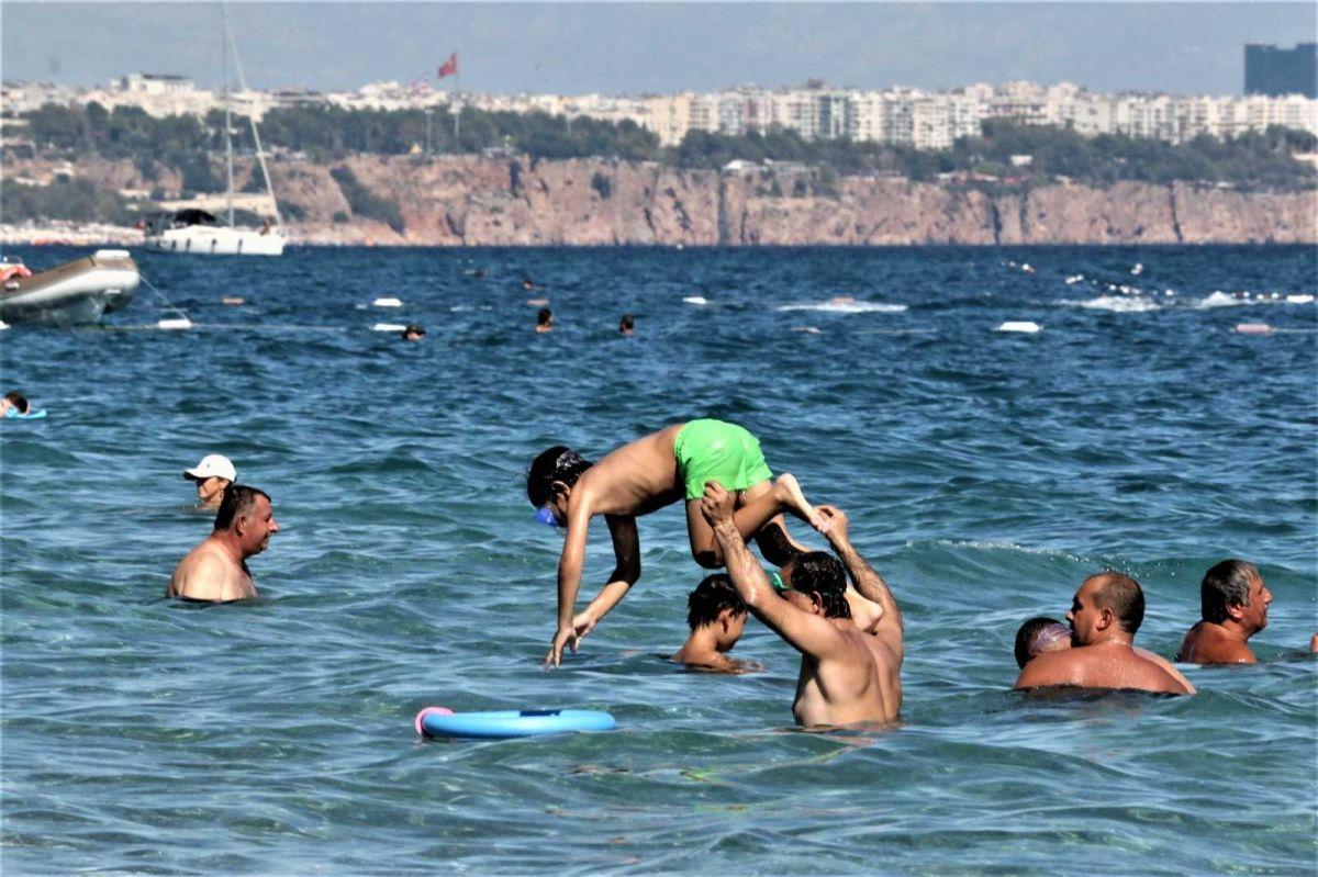 Antalya da bitmeyen yaz #9