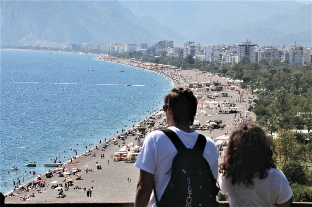 Antalya da bitmeyen yaz #5