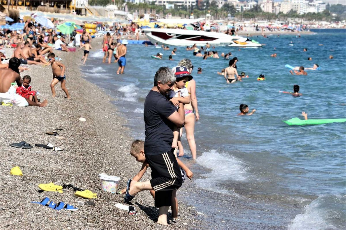 Antalya da bitmeyen yaz #14
