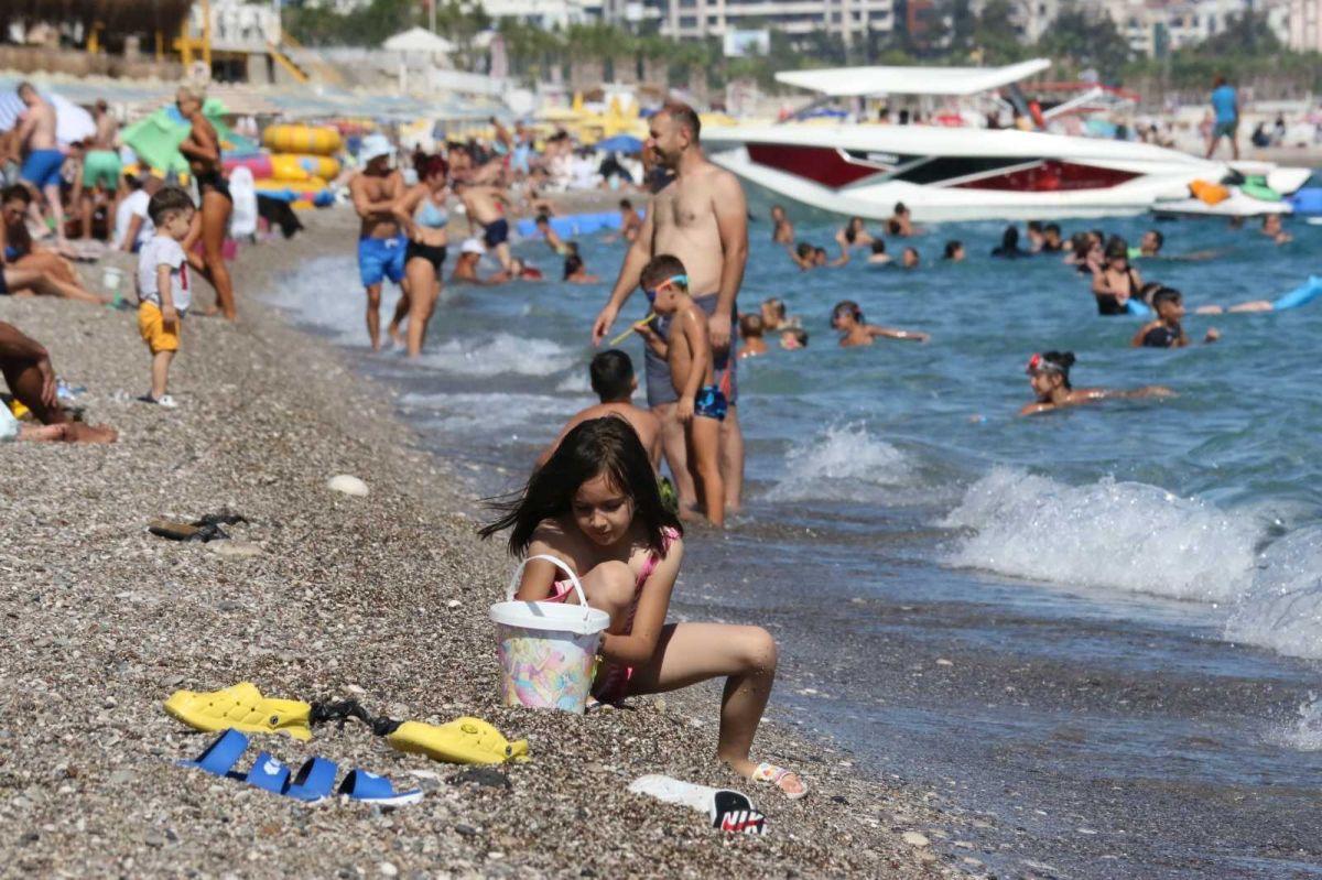Antalya da bitmeyen yaz #10