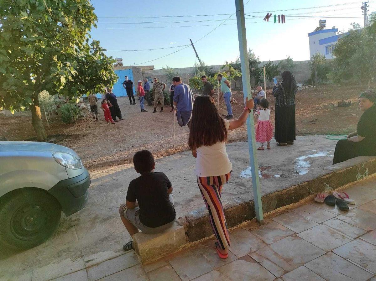 Gaziantep te eski damat dehşeti: Engelli kayınpederini dövdü #2