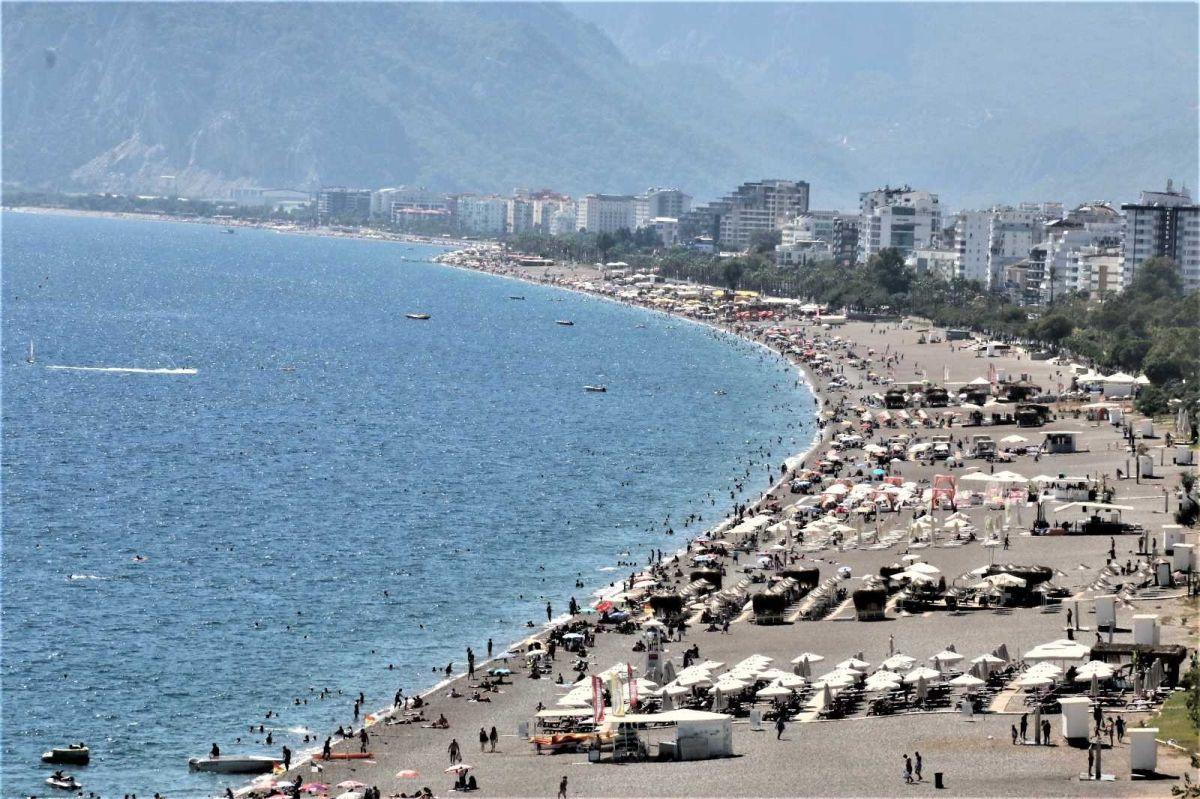 Antalya da bitmeyen yaz #1
