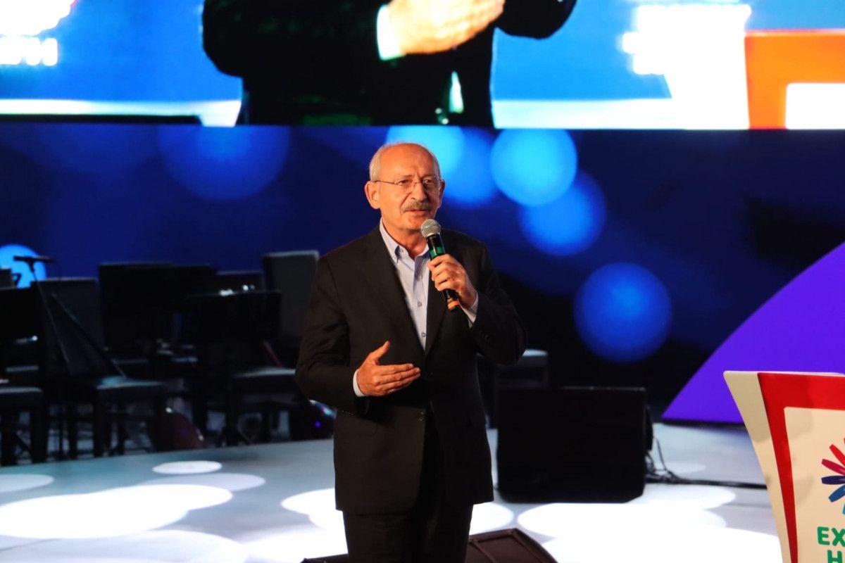 Kemal Kılıçdaroğlu: Suriye ile dostluğumuzu pekiştireceğiz #2