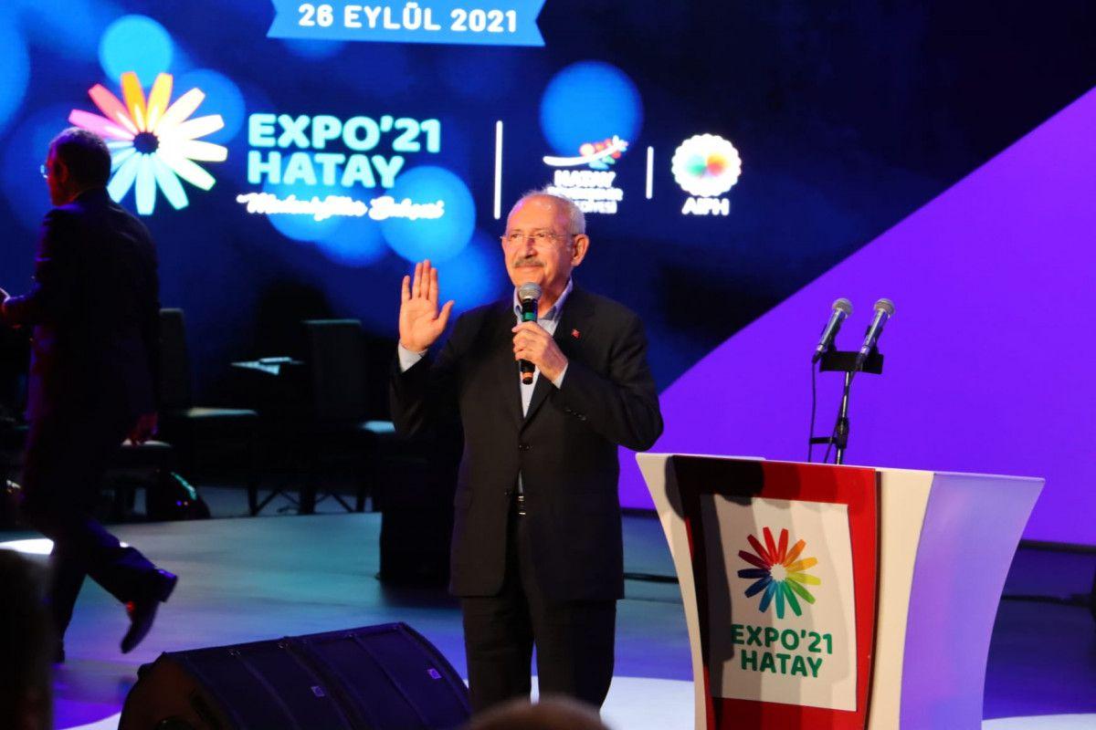 Kemal Kılıçdaroğlu: Suriye ile dostluğumuzu pekiştireceğiz #3