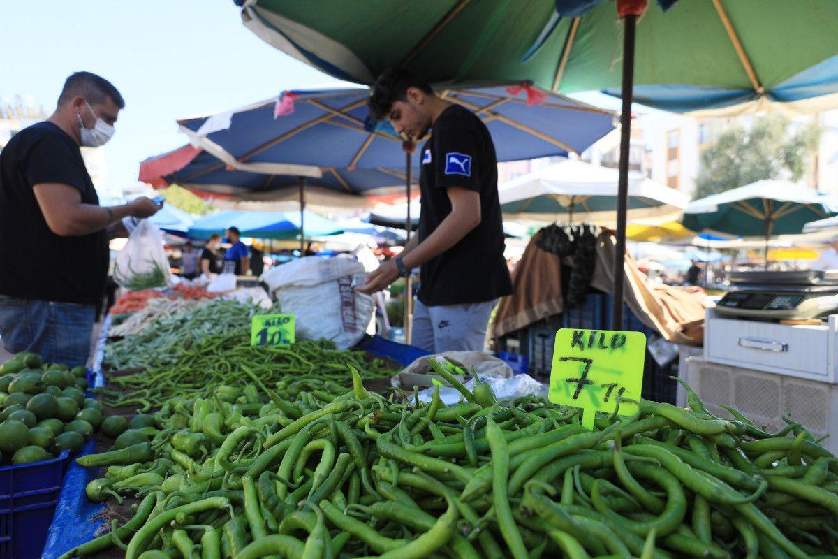 Antalya da seradan markete 5 kilometrede yüzde 176 fiyat artışı #6