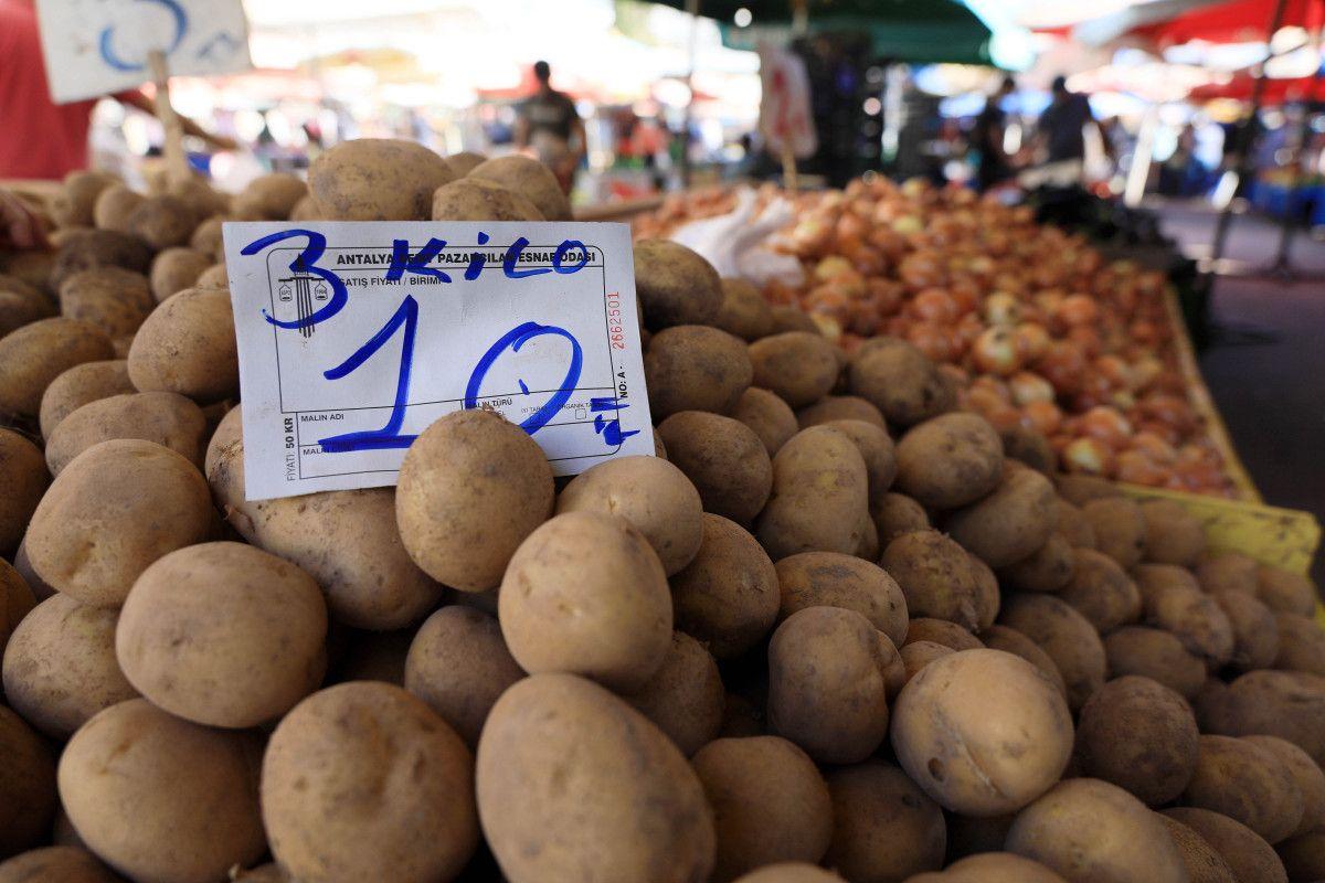 Antalya da seradan markete 5 kilometrede yüzde 176 fiyat artışı #7