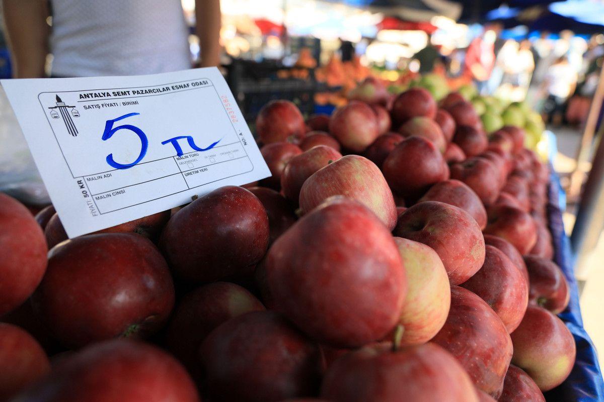 Antalya da seradan markete 5 kilometrede yüzde 176 fiyat artışı #8