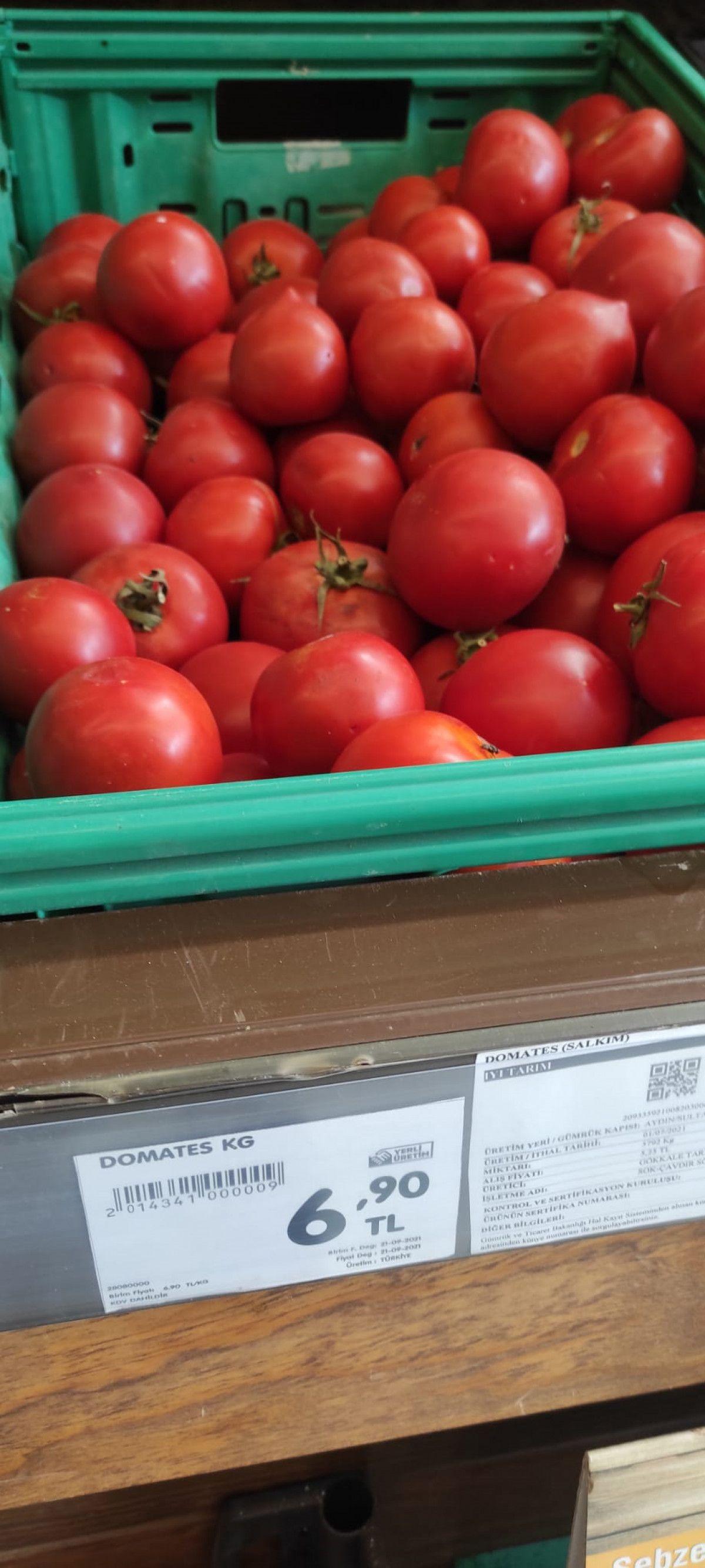 Antalya da seradan markete 5 kilometrede yüzde 176 fiyat artışı #10