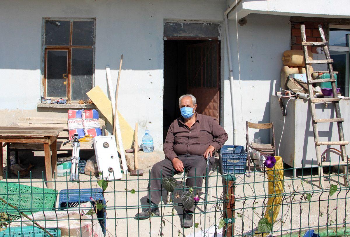 Isparta da dolandırılan yaşlı adam eşiyle küstü #1