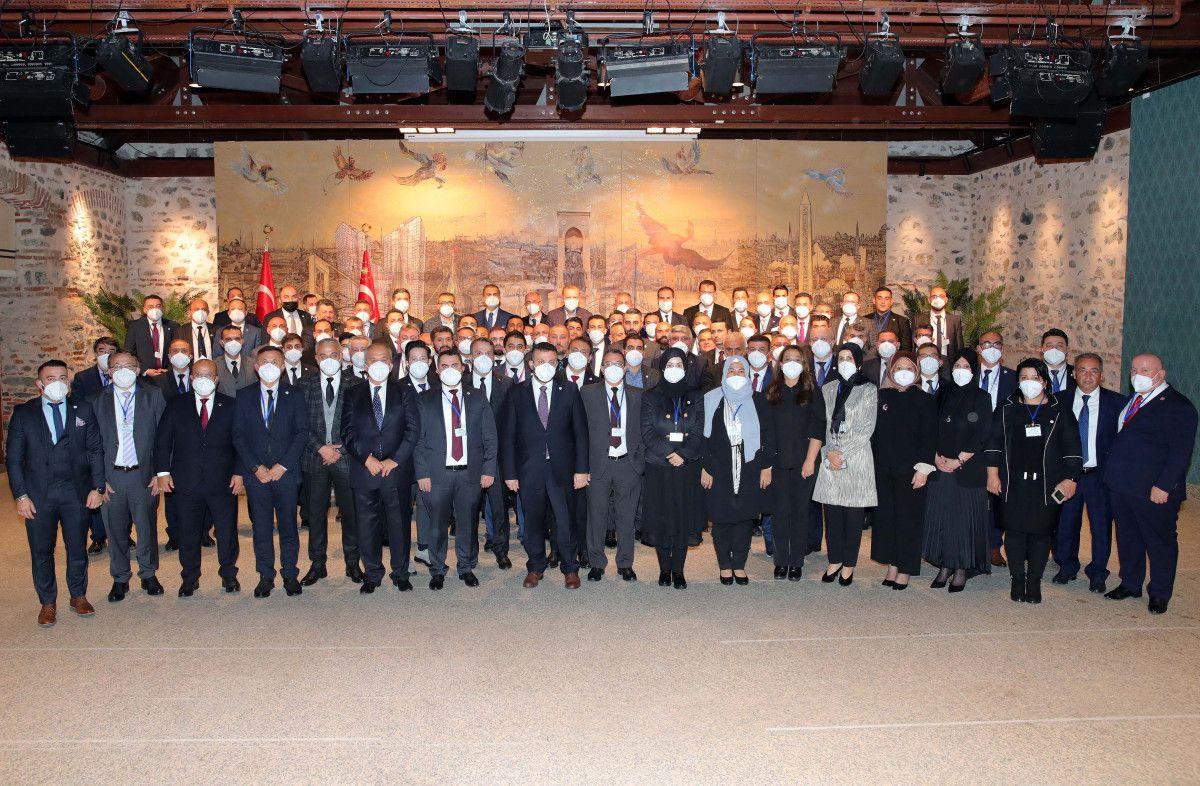 Cumhurbaşkanı Erdoğan, Uluslararası Demokratlar Birliği heyetiyle görüştü #2
