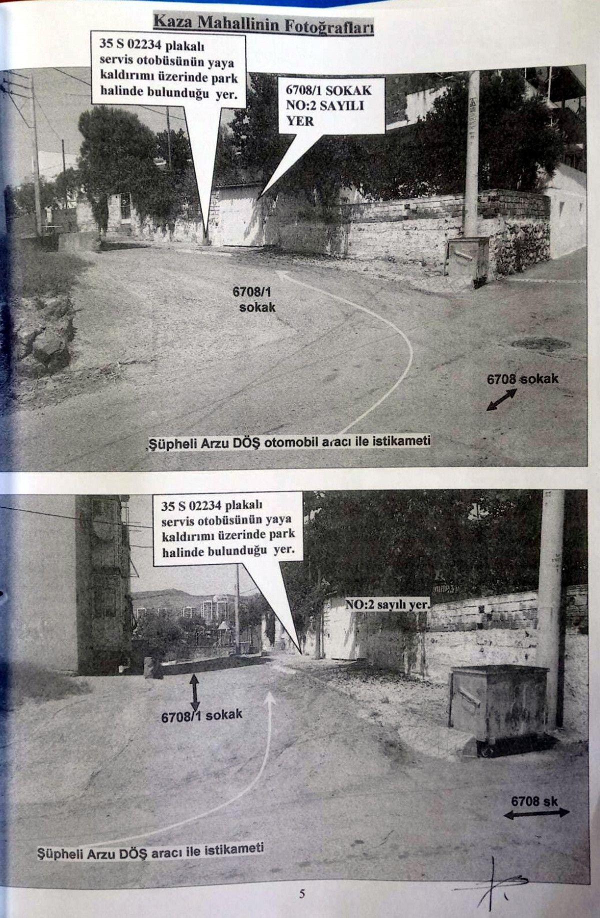 İzmir de ehliyetsiz sürücünün çarptığı 2 yaşındaki Emirhan kusurlu bulundu #1