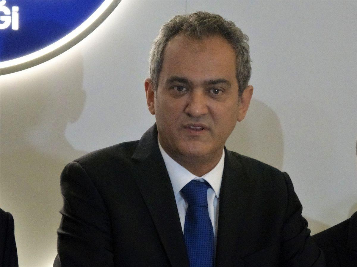 Mahmut Özer: Aşılanan öğretmen oranımız yüzde 90 a ulaştı #1