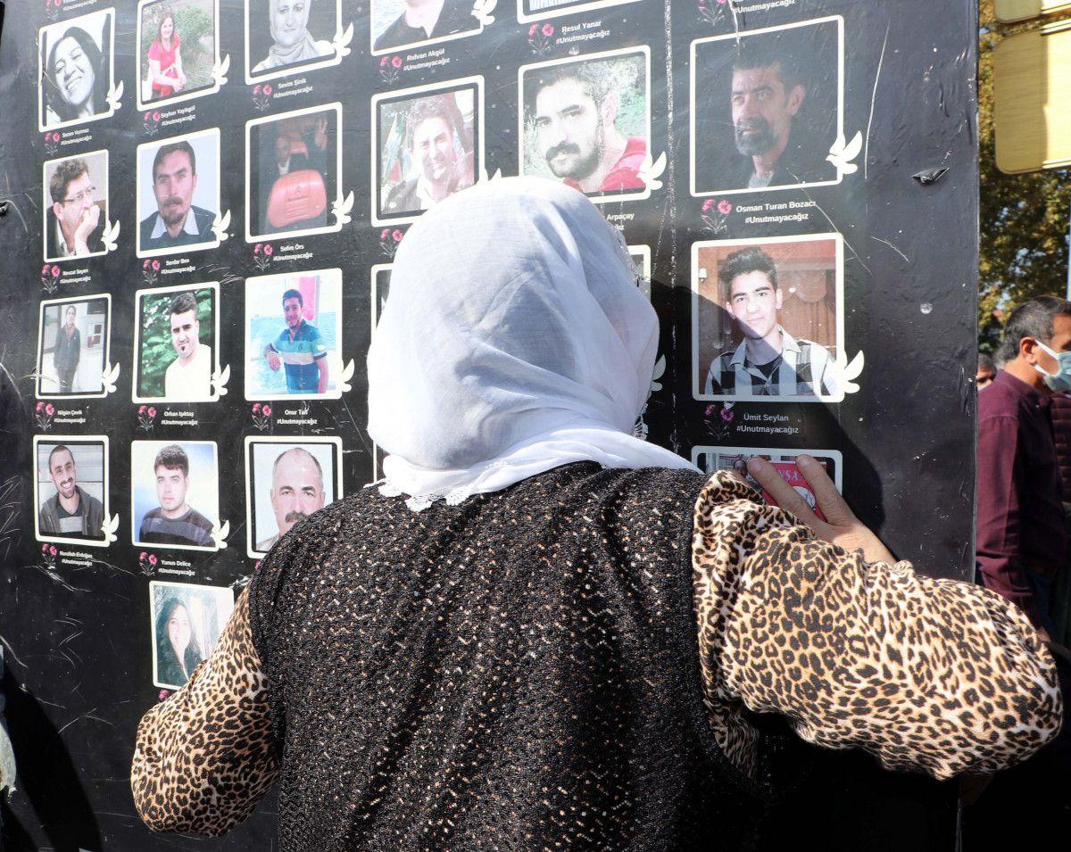 Ankara Garı ndaki anma törenine gölge düşürdüler  #4