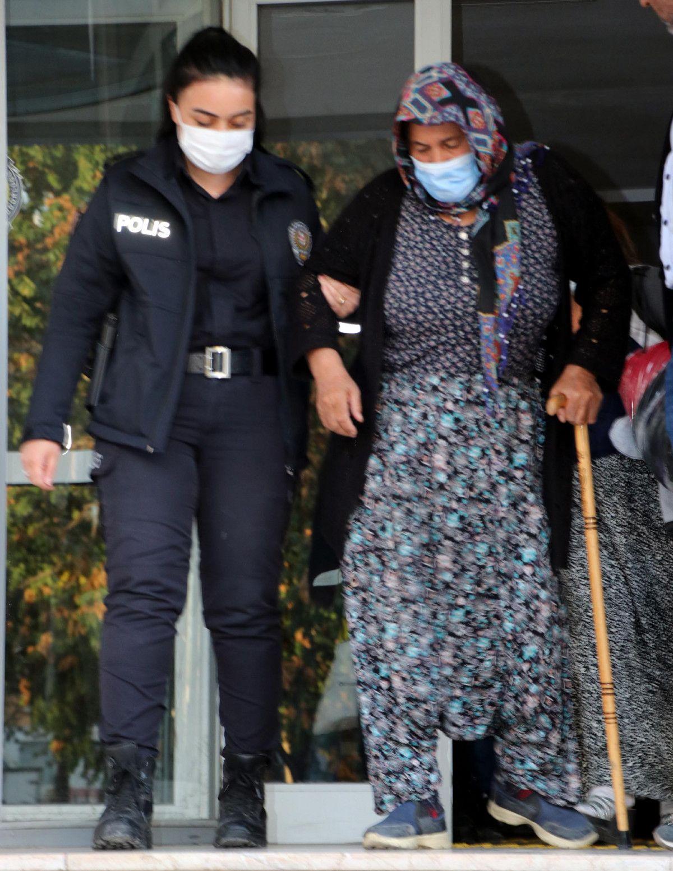Kayseri de 4 yıl hapis cezasıyla aranan 67 yaşındaki kadın yakalandı #2