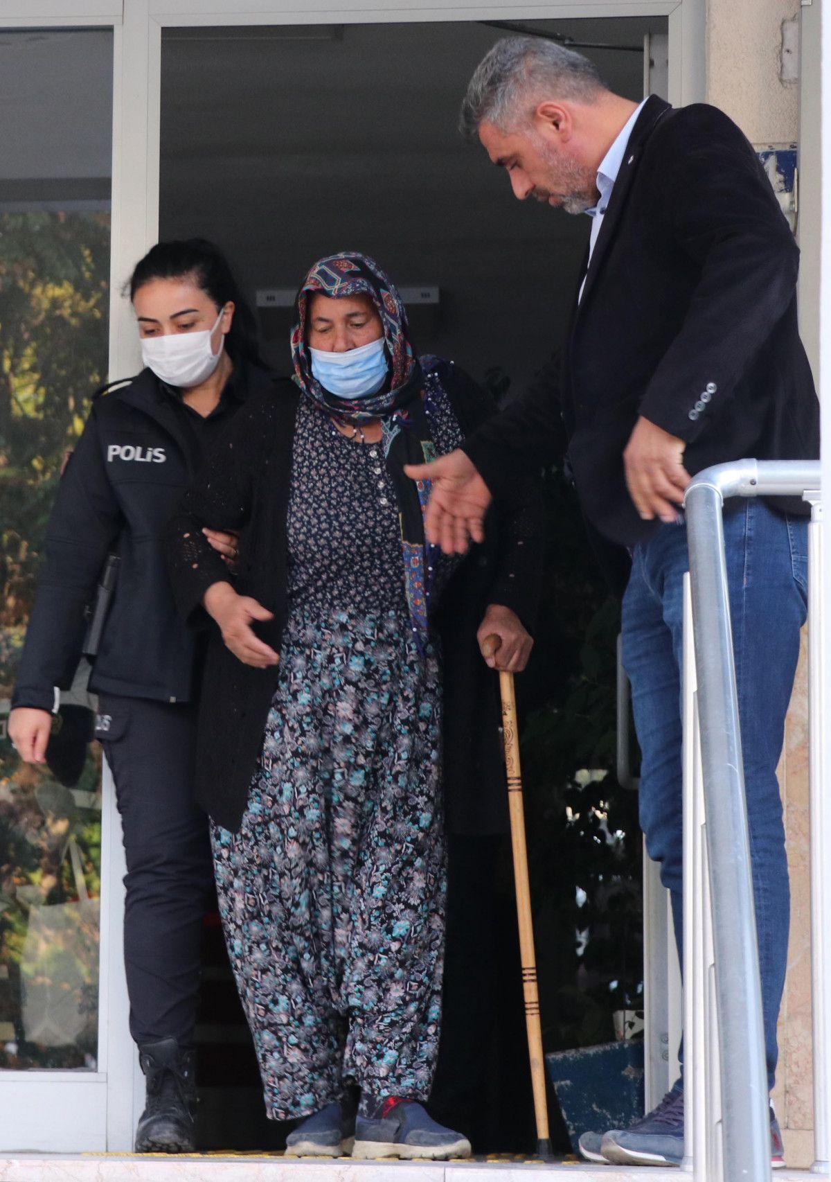 Kayseri de 4 yıl hapis cezasıyla aranan 67 yaşındaki kadın yakalandı #1