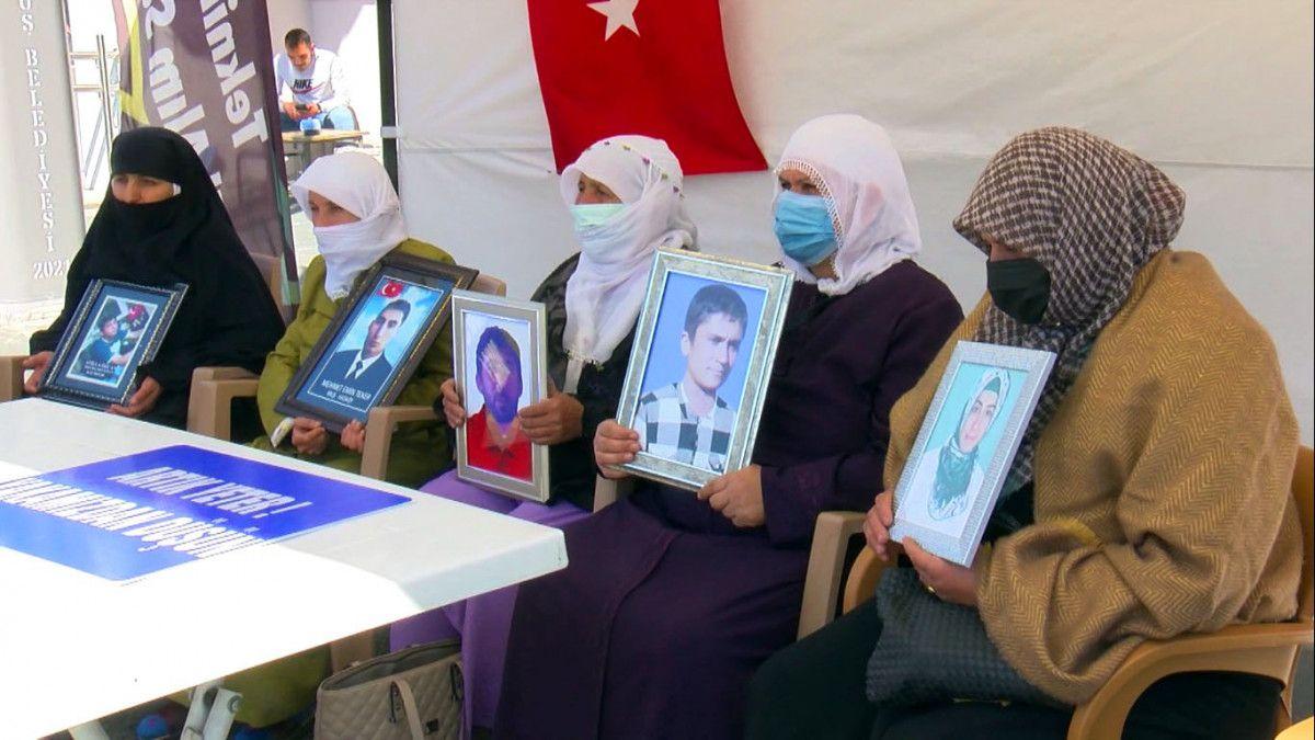 Muş ta kızı için nöbet tutan anne: Demirtaş ın cezaevinden çıkmasını istemiyorum #5